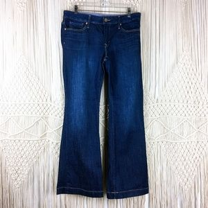 Gap 1969 Long and Lean Flare Jeans